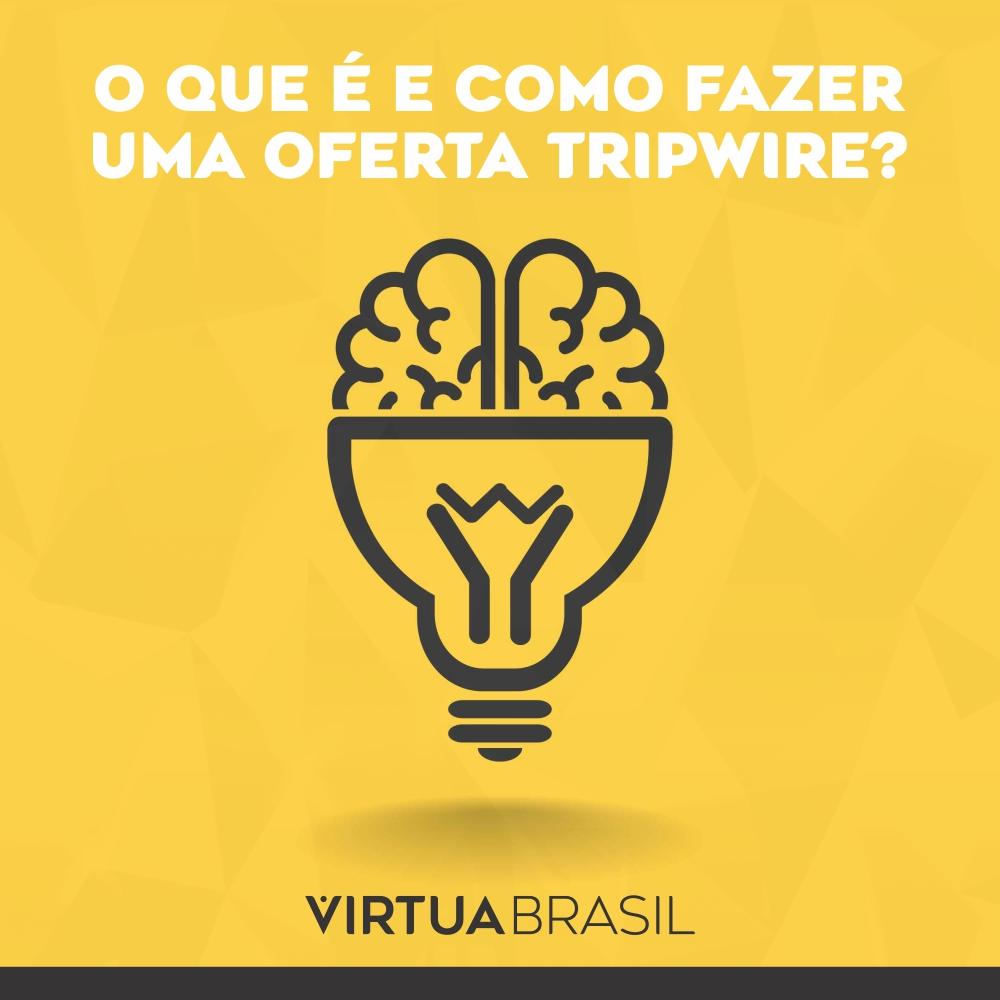 O que é e como fazer uma oferta Tripwire?